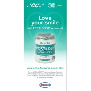 Recaldent Gum - Cool Mint