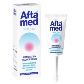 Aftamed Ulcer Medicine | Toothpaste, Tooth Mousse & Oral Gels | Oral Gels | Other Products | Home | Dry Mouth (Xerostomia) Solutions