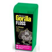 Gorilla Floss 200M | Dental Floss & Interdental Cleaning | Dental Floss