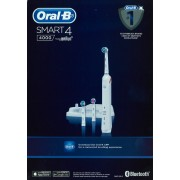 Oral B Smart 4000 | Toothbrushes | Electric Toothbrushes | Oral-B