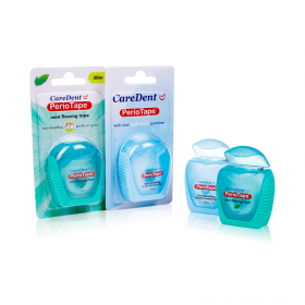 Caredent Perio Tape | Dental Floss & Interdental Cleaning | Dental Floss