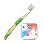 Gum Toothbrush Technique Pro Deep Clean Medium Head, 526 | Toothbrushes | Manual Toothbrushes | GUM Sunstar (Butler)