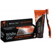 White Glo Charcoal Deep Stain Remover | Tooth Whitening