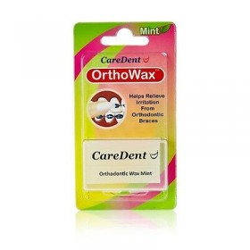Caredent OrthoWax   Orthodontic Care