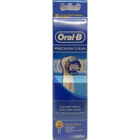 Oral-B Precision Clean Electric Toothbrush Refill Heads | Electric Toothbrush Heads & Tips | Toothbrushes | Oral-B