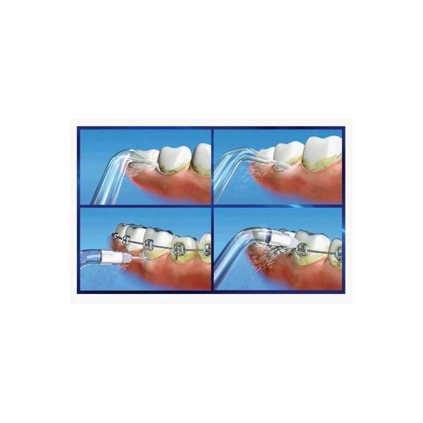 waterpik cordless plus water flosser dental floss interdental cleaning oral irrigators. Black Bedroom Furniture Sets. Home Design Ideas